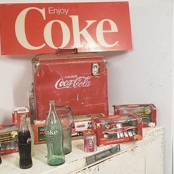 Coca Cola Stuff - Advertising