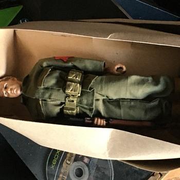 GI Joe Figurine - Toys