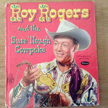Roy Rogers and sure nough cowpoke - Books