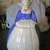 Vintage Dutch Girl Cookie Jar