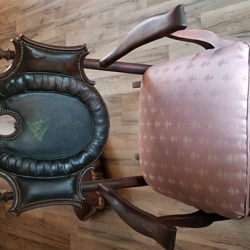 Old rocking chair  - Furniture