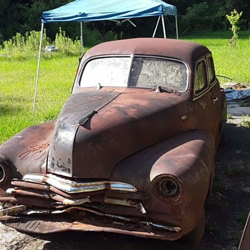 Salvage  yard rescue - Classic Cars