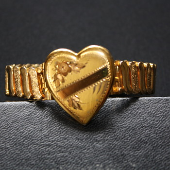 Bracelet locket - Fine Jewelry