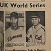 1956 UK Baseball World Series