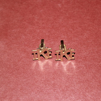 Ike cuff links - Accessories