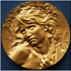"1900 Paris Exhibition ""Orpheus at the Entrance to the Underworld"" Medal"