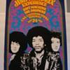 JIMI HENDRIX EXPERIENCE Psychedelic Poster GARY GRIMSHAW Tea Lautrec '88