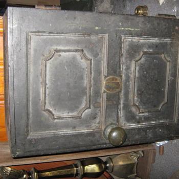 Safe smaller sized unique thick large original key  - Office
