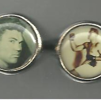 My Jack Dempey Rings.....Age? 1950's? - Fine Jewelry
