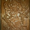 Solid Wood Carving Relief