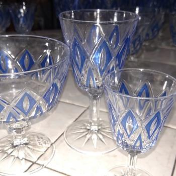 Weekend Market find - Glassware
