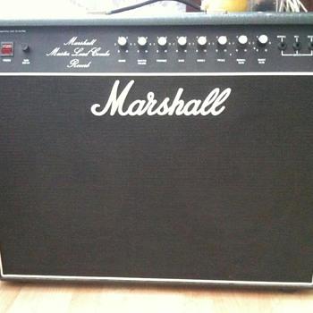 Marshall Master Lead Combo Reverb - Guitars