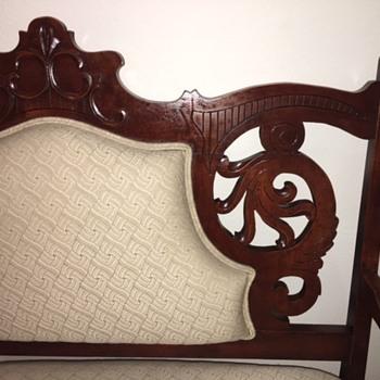 Antique Victorian Eastlake Furniture - Furniture