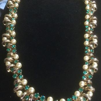 A Surprise Kramer of New York Piece - Costume Jewelry