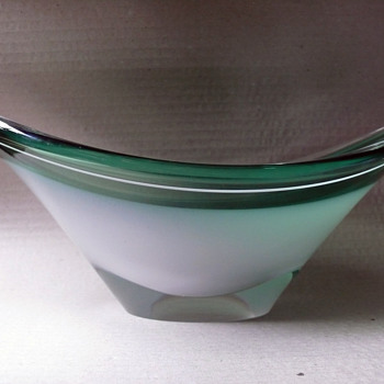 paul kedelv coquille flygsfors - Art Glass