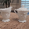 Fenton sugar & creamer sets