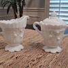 Fenton sugar & creamer sets