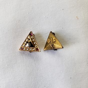 Fraternity Pin  - Medals Pins and Badges