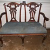 A Saloon / Palour Room Set of  Chairs/Twin Settee