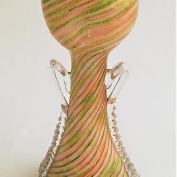 Small Welz Vase - Art Glass