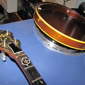 GIBSON PREWAR BANJO - Guitars