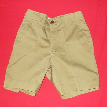 Boy Scout Shorts A Shorts Story - Sporting Goods