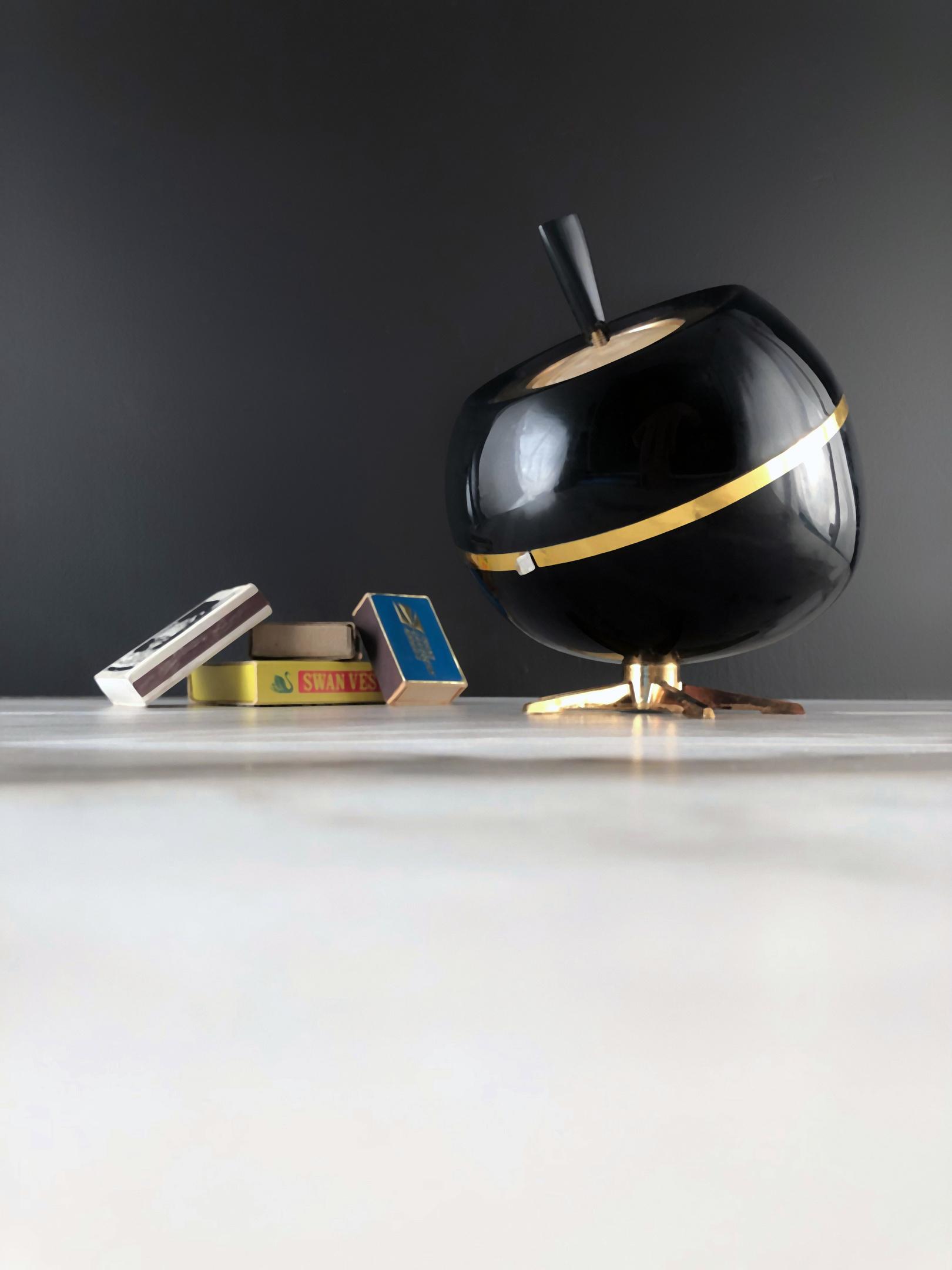 Super Vintage Electro Match Table Cigarette Lighter Collectors Interior Design Ideas Gentotryabchikinfo