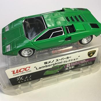 UCC Lamborghini Countach LP400 Pre-production Prototype 1/50 - Model Cars