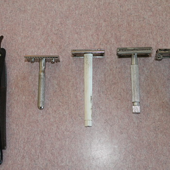 Can anyone identify these razors