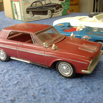 1964 Plymouth by Johan. - Model Cars