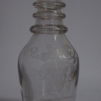Miniature Georgian Decanter