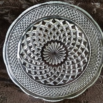 plates  - Glassware
