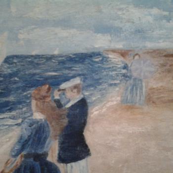 seascape painting  - Fine Art