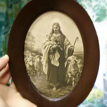 Jesus, Gentle Shepherd  - Paper