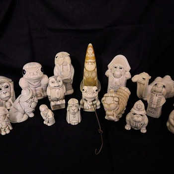 John Biccard Sculptures - Figurines