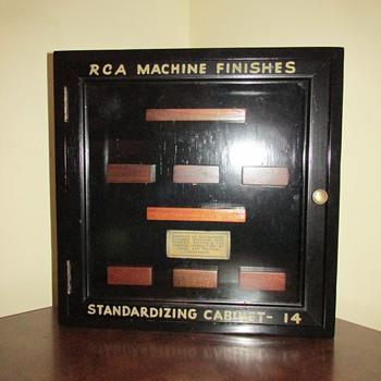 RCA Cabinet
