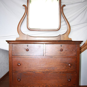 Waterloo Dresser - Furniture