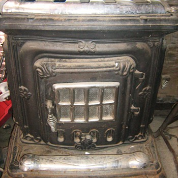 Parlor Stove - Kitchen