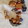 Hummel figurine pins