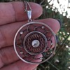 Art and craft Silver Pendant