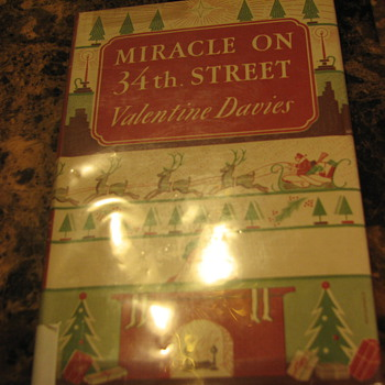 Miracle in the 34th Street - Books