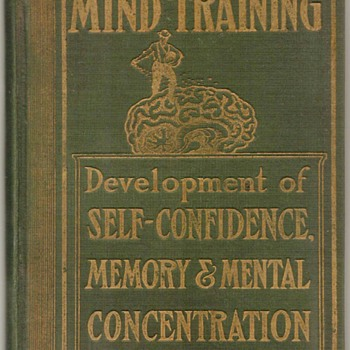 1905 - Dr. Rocine's Mind Training - Psychology - Books