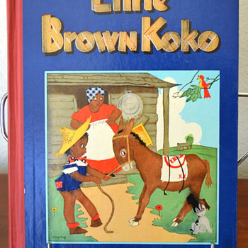 Little Brown Koko - Books