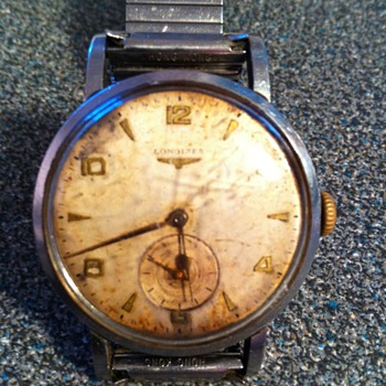 Great-Grandfathers Longines Watch