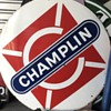 Nice Champlin Porcelain Sign