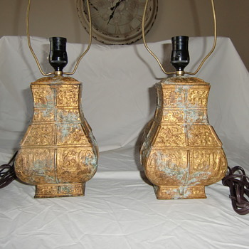 Ancient Chinese Lamps