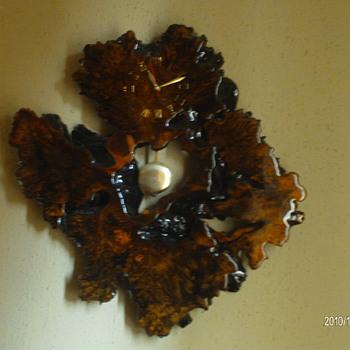 my beautiful wooden clock - Clocks