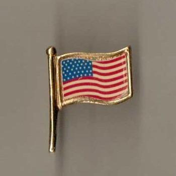 U.S. Flag Lapel Pin - Medals Pins and Badges