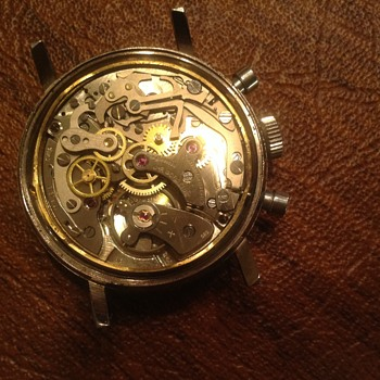 VINTAGE  SEABOARD YACHT CHRONOGRAPH WATCH - Wristwatches