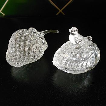 Glass Ornaments - Glassware